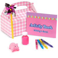 Peppa Pig Filled Party Favor Box