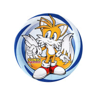 Sonic the Hedgehog Dessert Plates