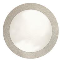 Silver Glitz Prismatic Placemats