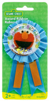 Sesame Street Elmo Party Confetti Pouch Award Ribbon