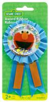 Sesame Street Elmo Party Confetti Pouch Award Ribbon