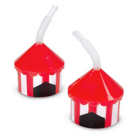 Big Top Cup with Straw (12)
