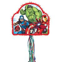 Avengers Pull-String Pinata