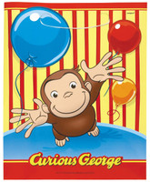 Curious George Treat Bags (8 count)