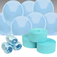 Powder Blue Decorating Kit
