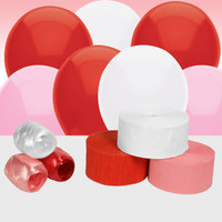 Red, White and Pretty Pink Decorating Kit