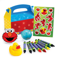 Hooray for Elmo Party Favor Box