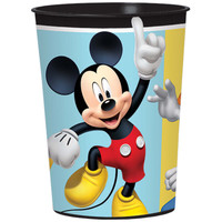 Mickey On The Go 16oz Plastic Favor Cup  (1)