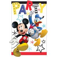 Mickey On The Go Invitations (8)