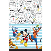 Mickey On The Go Table Cover (ea.)