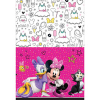 Minnie Mouse Helpers Table Cover (ea.)
