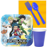 BeyBlade Snack Pack for 16