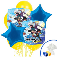 Beyblade Burst Balloon Bouquet
