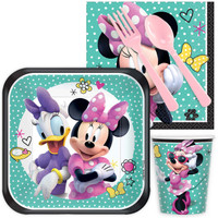 Minnie Mouse Helpers Snack Pack for 16