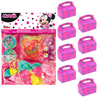 Minnie Mouse Helpers Favor Box (8)