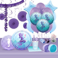 Mermaids Under the Sea Ultimate Kit for 8