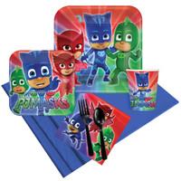 PJ Masks Party Pack for 8