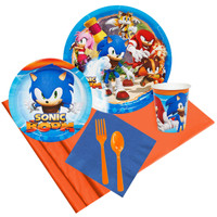 Sonic the Hedgehog Party Pack for 8