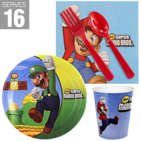 Super Mario Bros Snack Pack for 16