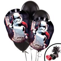 Star Wars Episode VIII The Last Jedi Jumbo Balloon Bouquet