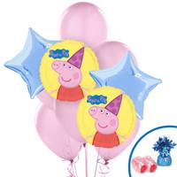 Peppa Pig Balloon Bouquet 2