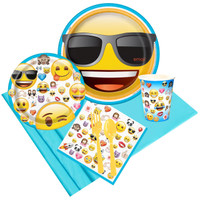 Emoji Party Pack For 8