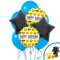 Emoji Balloon Bouquet