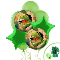 Dinosaur Adventure Balloon Bouquet
