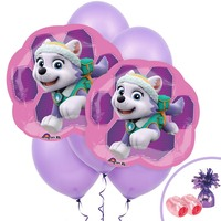 Paw Patrol Pink Jumbo Balloon Bouquet