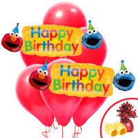 Sesame Street Jumbo Balloon Bouquet