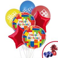 Block Party Balloon Bouquet