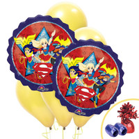 DC Super Hero Girls Jumbo Balloon Bouquet