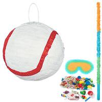 Baseball Pinata Kit 2