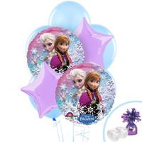 Frozen Balloon Bouquet 2