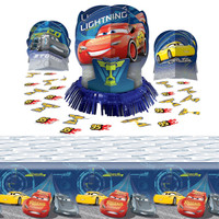 Disney Cars Table Decoration Kit
