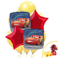 Disney Cars Balloon Bouquet 2
