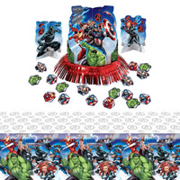 Epic Avengers Table Decoration Kit