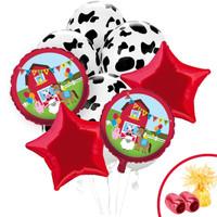 Farmhouse Balloon Bouquet