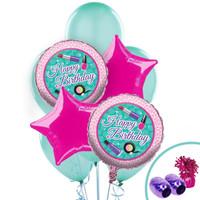 Spa Party Balloon Bouquet