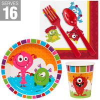 Monsters Snack Pack For 16