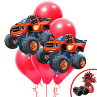 Blaze and the Monster Machines Jumbo Balloon Bouquet