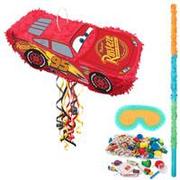 Disney Cars Lightning McQueen 3D Pinata Kit