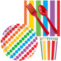 Rainbow Snack Pack For 16