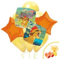 The Lion Guard Balloon Bouquet Kit