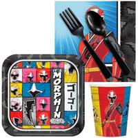 Power Rangers Ninja Steel Snack Pack For 16