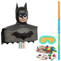 Batman 3D Pinata Kit 2