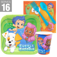 Bubble Guppies Snack Pack For 16