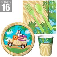 Wild Safari Snack Pack For 16