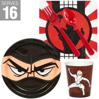 Ninja Warrior Snack Pack For 16