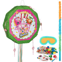 Shopkins Drum Pull Pinata Kit